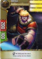 Carte Plastique Redakai Hologramme Bash - Trading Cards