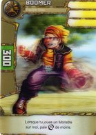 Carte Plastique Redakai Hologramme Boomer - Trading Cards