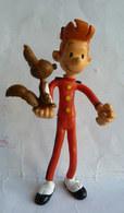 FIGURINE Flexible Quick SPIROU ET SPIP 1996 - Figurines