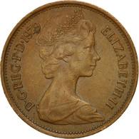Monnaie, Grande-Bretagne, Elizabeth II, 2 New Pence, 1979, TB+, Bronze, KM:916 - 1971-… : Monnaies Décimales