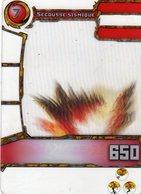 Carte Plastique Redakai Hologramme Secousse Sismique - Trading Cards