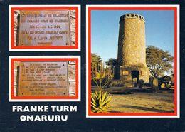 1 AK Namibia * Der Franketurm - Ein Wehrdenkmal In Omaruru 1908 Eingeweiht -seit 1964 Nationales Denkmal In Namibia * - Namibia