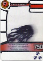Carte Plastique Redakai Hologramme Cri De Banshee - Trading Cards