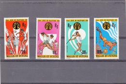 Wallis Y Futuna Nº A63 Al A66 - Aéreo