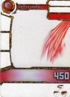 Carte Plastique Redakai Hologramme Griffe Lazer - Trading Cards