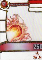 Carte Plastique Redakai Hologramme Explosion D'energie Plasma - Trading Cards