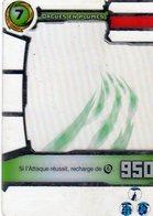 Carte Plastique Redakai Hologramme Dague En Plumes - Trading Cards