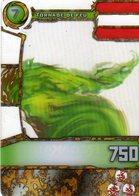 Carte Plastique Redakai Hologramme Tornade De Feu - Trading Cards