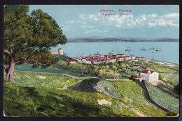 ALBANIA DURAZZO OLD POSTCARD 1916 (see Sales Conditions) - Albania