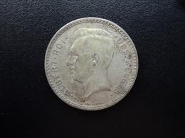 BELGIQUE : 20 FRANCS  1934  Tranche A *  KM 103.1   TTB - 1909-1934: Albert I
