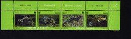 614179270 ESTLAND ESTONIA 2010 ** MNH  SCOTT 653 WWF WORLDWIDE FUND FOR NATURE VIEUWS OF TRITURUS CRISTABUS - Estonie