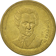 Monnaie, Grèce, 20 Drachmes, 1990, TB+, Aluminum-Bronze, KM:154 - Grèce