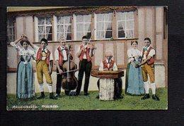 Suisse / Appenzeller Trachten / Harmonie,musiciens,folklore - Suisse