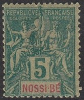 Nossi-Bé - N° 30 (YT) N° 30 (AM) Neuf *. - Unused Stamps