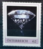 Diamant,  Diamond, Edelstein, Jewel, Gemme, Gema,  Gemma, AT 2013 ** (h400) --- FREE SHIPPING Within Europe - Autriche