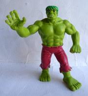 FIGURINE  - MARVEL - Hulk - COMIC SPAIN 1987 - Maxi (Kinder-)