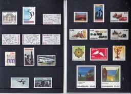 Denmark, 1995 Yearset, Mint In Folder, 2 Scans. - Danimarca