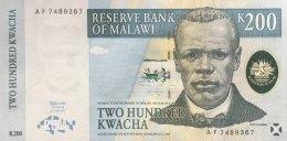 Malawi 200 Kwacha, P-41 (1.7.1997) - UNC - Malawi