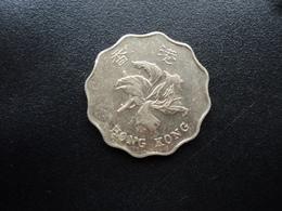 HONG KONG : 2 DOLLARS   1997   KM 64    SUP - Hong Kong