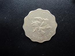 HONG KONG : 2 DOLLARS   1998   KM 64    SUP - Hong Kong
