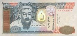 Mongolia 10.000 Tugrik, P-69 (2002) - UNC - Mongolei