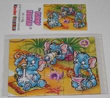 PUZZLE  KINDER SUPRISE - Puzzles