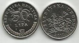 Croatia 50 Lipa 2017. - Croatia