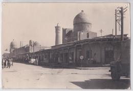 BOUKHARA - BUKHARA (Ouzbékistan) - Carte-photo - Photo Postcard - Ouzbékistan