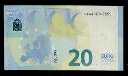 20 EURO FRANCE U016 A1 - U016A1 - UA0404760099 - NEUF - UNC - EURO