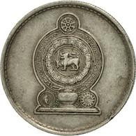Monnaie, Sri Lanka, 25 Cents, 1975, TB, Copper-nickel, KM:141.1 - Sri Lanka
