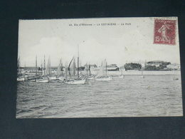 ILE OLERON    /    1910 /      LA COTINIERE    ........  EDITEUR - Ile D'Oléron