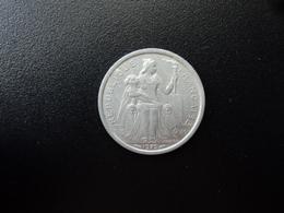 POLYNÉSIE FRANCAISE : 1 FRANC  1975   KM 11    SUP - French Polynesia