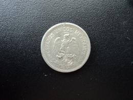 MEXIQUE : 5 CENTAVOS  1906  KM 421    TB+ - Mexico