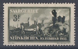 Saargebiet Minr.169 Mit Falz - 1920-35 Saargebiet – Abstimmungsgebiet