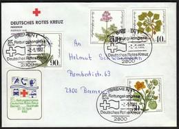 Germany Bremen 1982 / 5. Rettungskongress Deutsches Rotes Kreuz / Red Cross - Cruz Roja
