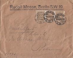 DR Brief Mef Minr.3x 323B Berlin 10.11.23 - Deutschland