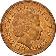 Monnaie, Grande-Bretagne, Elizabeth II, 2 Pence, 2006, TTB, Copper Plated Steel - 1971-… : Monnaies Décimales