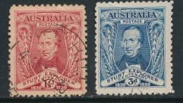 AUSTRALIA,  1930 Sturt Fine Used (N) - Gebruikt