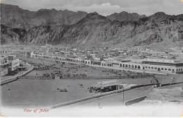 YEMEN - ADEN : View Of Aden - CPA - Yémen