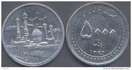 Iran 5000 Rials 2013 ( 1392 ) XF+   Fatima Ma'souma Birth Anniversary And Dignity Decade - Iran