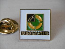 Pin's - EUROMASTER - Merken