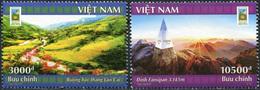 Vietnam. 2017. National Tourism Year 2017 - Lao Cai. Northwest (MNH OG **) Set Of 2 Stamps - Viêt-Nam