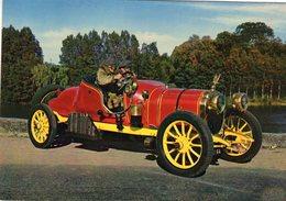 Chenard Et Walcker  - 1911  -  Publicité Trophirès   -  Carte Postale - Passenger Cars