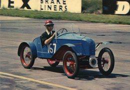 S.I.M.A. Violet   - 1924  -  Publicité Trophirès   -  Carte Postale - Passenger Cars