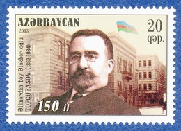 AZERBAIJAN Alimardan Topchubashov Neuf**. Homme Politique. - Azerbaïdjan