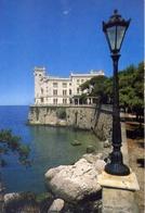 Trieste - Castello Di Miramare - Ed. Sabre - Formato Grande Non Viaggiata – E 7 - Trieste
