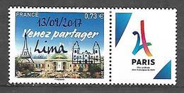 Fg 127 Venez Partager Lima N++ - France