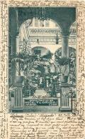 CUBA  GRAN PATIO DEL HOTEL FLORIDA HABANA 1905 - Cuba