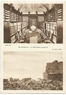 X3634 Cassino (Frosinone) - Abbazia Di Montecassino - Biblioteca Superiore - Bibliotheque Library / Non Viaggiata - Altre Città