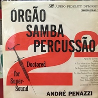 LP Brasileño De André Penazzi Año 1963 - World Music